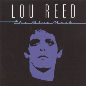 The Blue Mask album cover