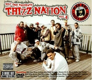 Thizz Nation Vol.4 album cover