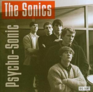 Psycho-Sonic album cover