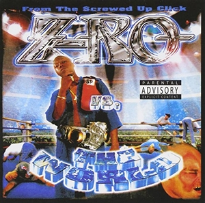 Z-Ro Vs The World album cover