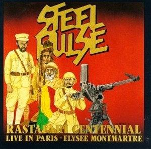 Rastafari Centennial: Live In Paris-Elysee Montmartre album cover
