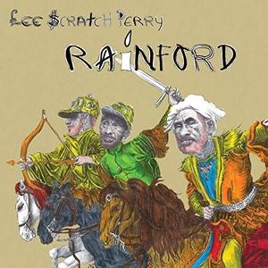 Rainford album cover