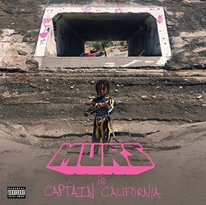 Captain California album cover