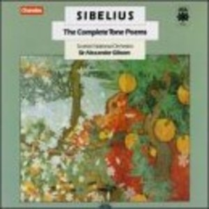 Sibelius: The Complete Tone Poems album cover