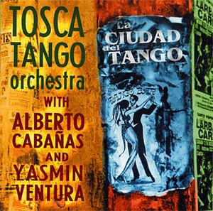 La Ciudad Del Tango album cover