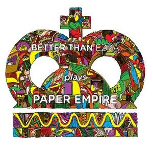 Plays Paper Empire album cover