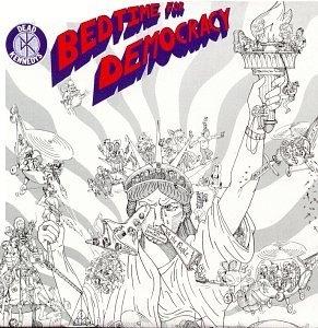 Bedtime For Democracy album cover