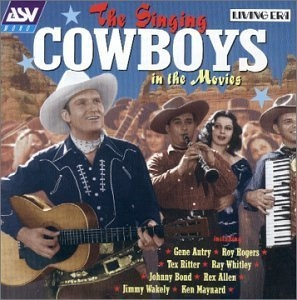 The Singing Cowboys In The Movies album cover