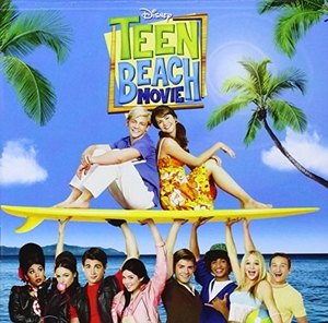 Teen Beach Movie album cover