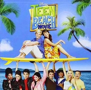 Teen Beach Movie album cover