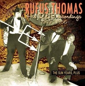 The Sun Years, Plus His R&B Recordings 1949-1956 album cover