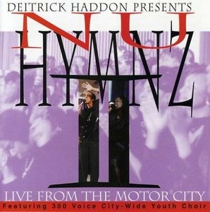 Nu Hymnz: Live From Motor City album cover