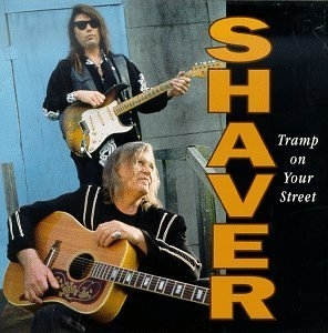 Tramp On Your Street album cover