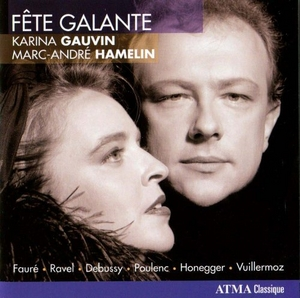 Fête Galante album cover