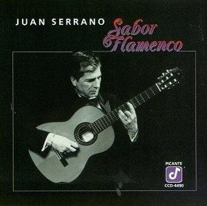 Sabor Flamenco album cover