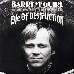 Eve Of Destruction album cover