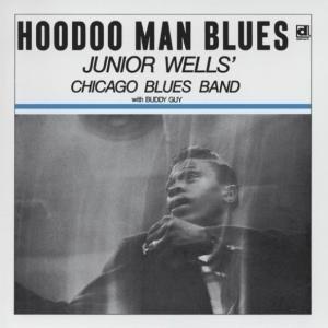 Hoodoo Man Blues album cover