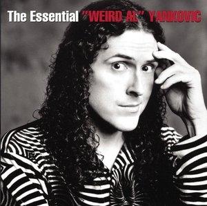 The Essential Weird Al Yankovic album cover