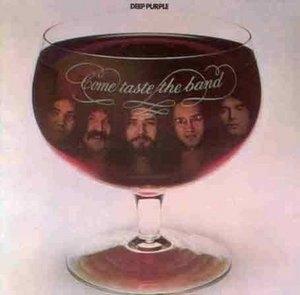 Come Taste The Band album cover