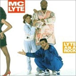 Lyte As A Rock album cover