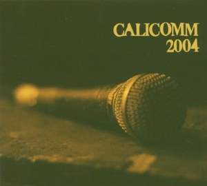 Calicomm 2004 album cover