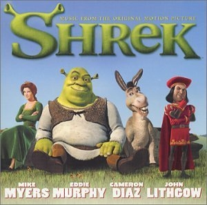 Shrek: Music From The Original Motion Picture album cover