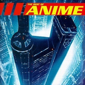 The Best Of Anime (Rhino) album cover