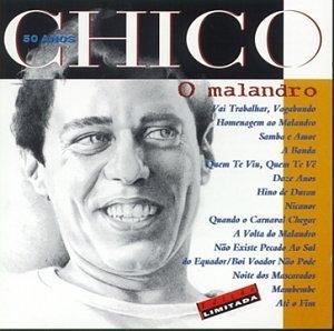 50 Anos: O Malandro album cover
