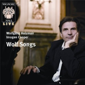 Wolf: Songs album cover