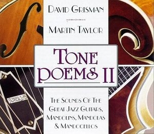 Tone Poems II album cover