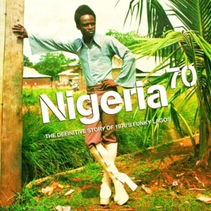 Nigeria 70 album cover