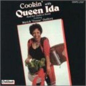 Cookin' With Queen Ida album cover