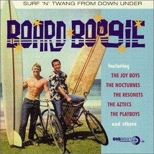 Board Boogie: Surf 'N' Twang From Down Under album cover