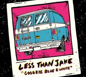Goodbye Blue & White album cover