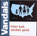 Hitler Bad, Vandals Good album cover
