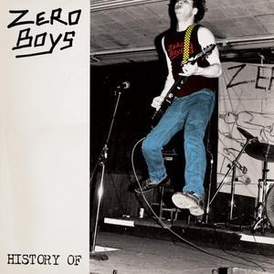 History Of album cover