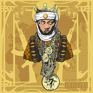 All Gold Everything album cover