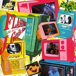 Flashback: The Best Of The J. Geils Band album cover