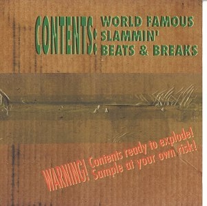 World Famous Slammin' Beats & Breaks album cover