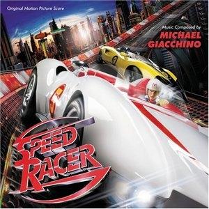 Speed Racer: Original Motion Picture Score album cover