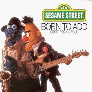 Born To Add album cover