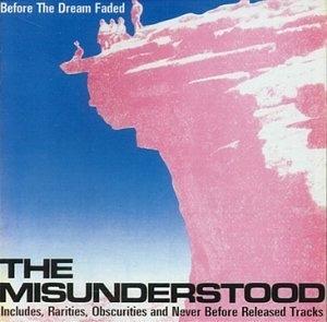Before The Dream Faded album cover