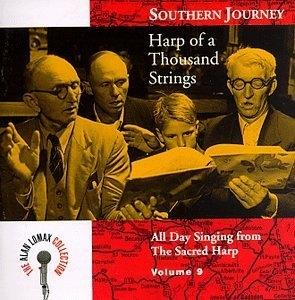 Southern Journey, Vol.9: Harp Of A Thousand Strings album cover