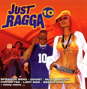 Just Ragga Volume 10 album cover