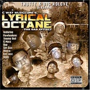 Lyrical Octane: Tha Gas Effect album cover