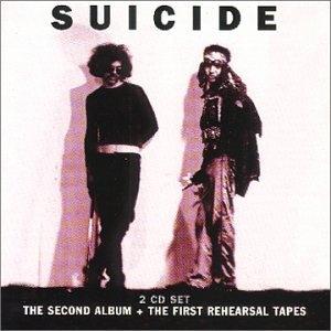 Suicide (Second Album) album cover