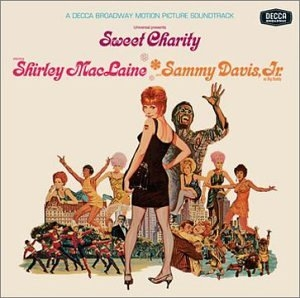 Sweet Charity  (1969 Film Soundtrack) album cover