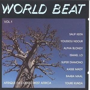 World Beat, Vol. 1: West Africa album cover