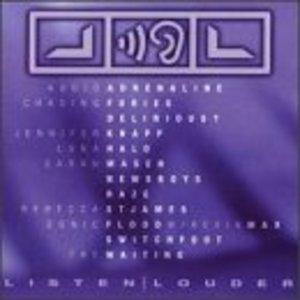 Listen: Louder album cover
