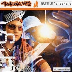 Burnin' Sneakers album cover